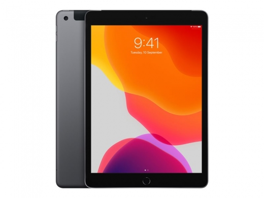 Apple iPad 10,2 128GB Wi-Fi + Cellular Space Grau