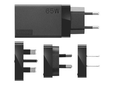 Lenovo 65W USB-C Travel Adapter 40AW0065WW