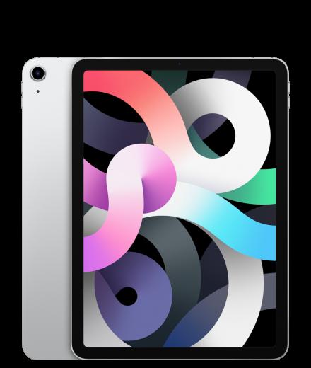 Apple iPad Air 10,9 (2020)  - Wi-Fi only - 64 GB - Silber
