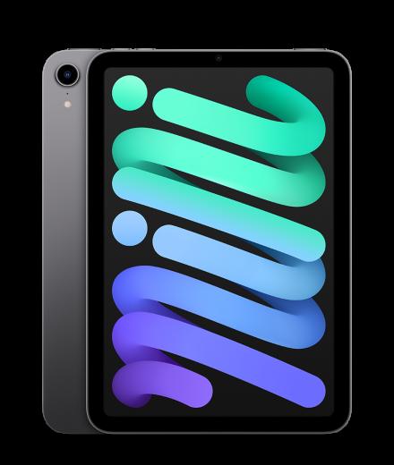 Apple iPad mini Gen.6 (2021) 8,3 - Wi-Fi only - 64 GB - Space Grau