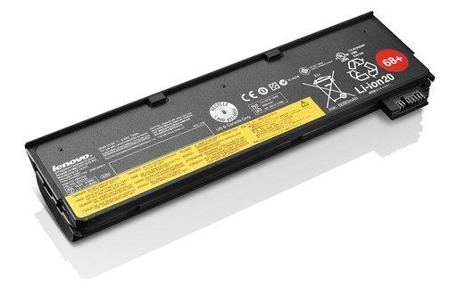 ThinkPad Batterie 68+ 6 Zellen 0C52862
