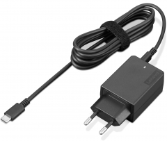 Lenovo 45W USB-C AC Portable Adapter 40AW0045EU