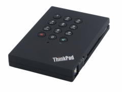 ThinkPad USB 3.0 Portable Secure 1TB Hard Drive 0A65621