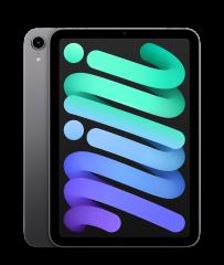 Apple iPad mini Gen.6 (2021) 8,3 - Wi-Fi + Cellular - 256 GB - Space Grau