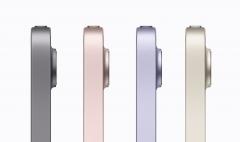 Apple iPad mini Gen.6 (2021) 8,3 - Wi-Fi only - 256 GB - Violett