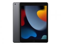 Apple iPad 10,2 (2021) - Wi-Fi + Cellular (SIM) - 64 GB - Grau