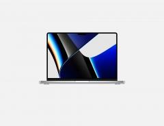 Apple MacBook Pro 14 M1 Pro 2021 Silber Z15K-GR07